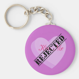 Say Happy Valentines with Rejection & Breakup Keychain