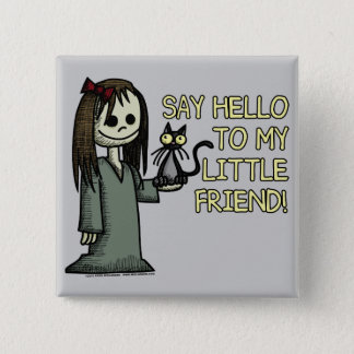 Say Hello Button
