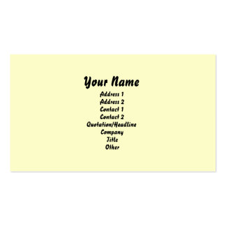Say Hello! Calling Card Business Card Templates