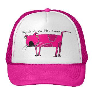 Say hello to Mr Bent Trucker Hat