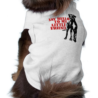 say hello to my little friend shirt