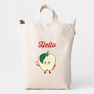 Say Hello to the Apple Duck Bag
