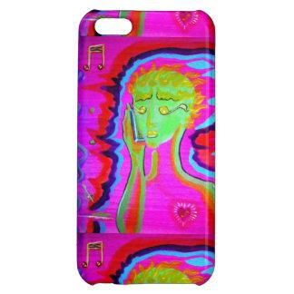 Say Hi - iPhone 5C Glossy iPhone 5C Case