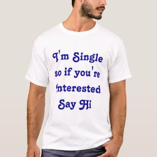 say hi T-Shirt