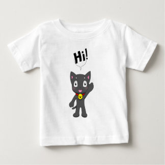 Say HI to Blackie! Baby T-Shirt