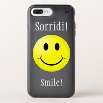 Say it Italian--Smile! Speck iPhone Case