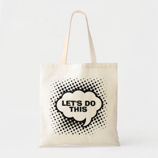 Say It Out Loud Tote Bag