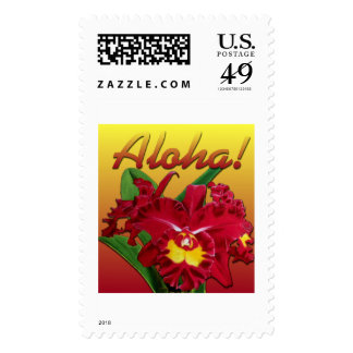 Say it with Aloha! ( Stamps )