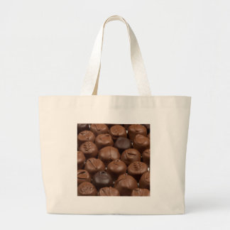 Say it with Chocolate! Large Tote Bag