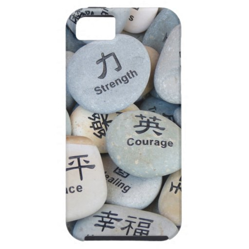 say it with stones iPhone 5 cases