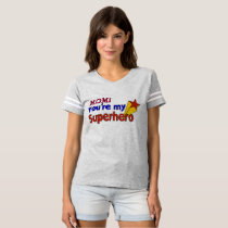 Say it with Ts Super Hero Mom 2 By ZAZZ_IT T-shirt