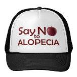 Say No to Alopecia Trucker Hat