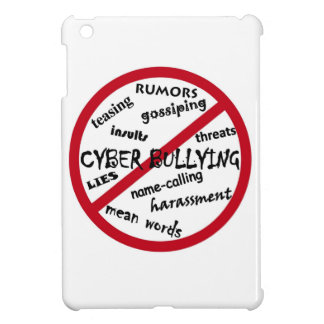 Say No to Bullying Cover For The iPad Mini