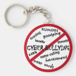 Say No to Bullying Keychains