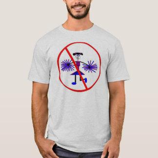 Say No to Cheerleaders T-Shirt