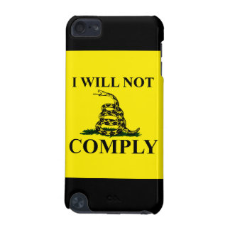 Say NO to Communism iPod Touch (5th Generation) Covers