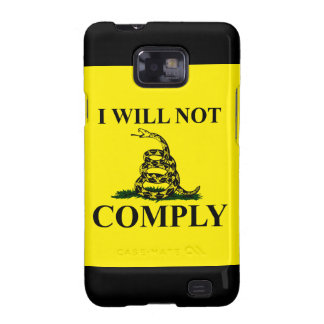 Say NO to Communism Samsung Galaxy SII Cases