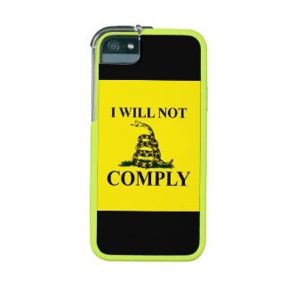 Say NO to Communism Cover For iPhone 5/5S