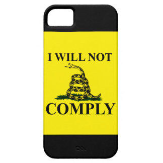 Say NO to Communism iPhone 5/5S Cover