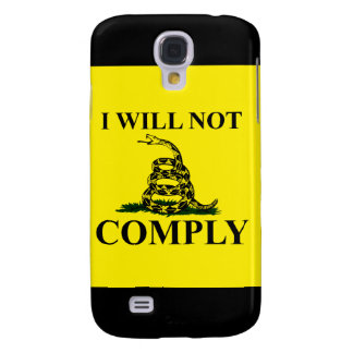 Say NO to Communism! Galaxy S4 Cover