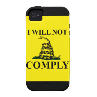 Say NO to Communism iPhone 4 Case