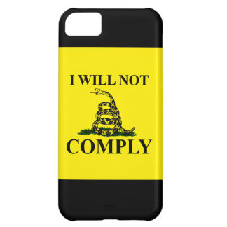 Say NO to Communism iPhone 5C Cases