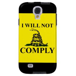 Say NO to Communism Galaxy S4 Case