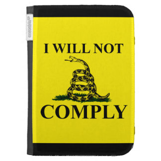 Say NO to Communism Kindle 3G Covers