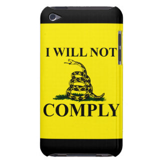 Say NO to Communism Barely There iPod Covers