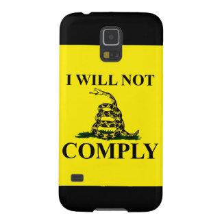 Say NO to Communism Samsung Galaxy Nexus Covers