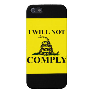 Say NO to Communism iPhone 5/5S Covers