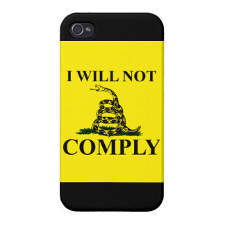 Say NO to Communism iPhone 4 Covers