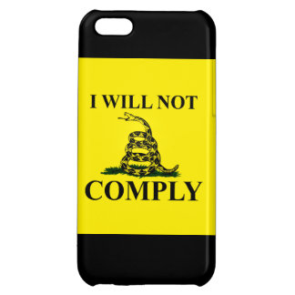 Say NO to Communism Case For iPhone 5C