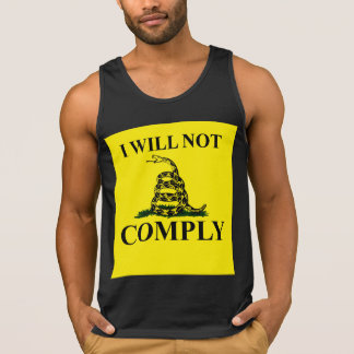 Say NO to Communism! Tank Top