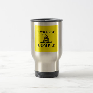 Say NO to Communism! Travel Mug