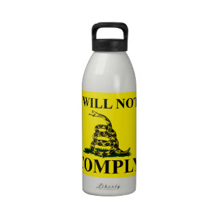 Say NO to Communism! Water Bottle