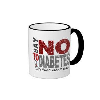 Say NO To Diabetes 1 Mug