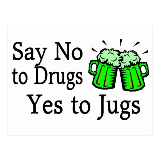 No Drugs and Alcohol