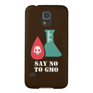 Say No to GMO Case For Galaxy S5