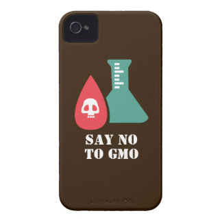 Say No to GMO Case-Mate iPhone 4 Case
