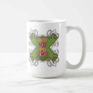 Say No to GMO Coffee Mug