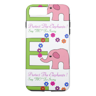 """Say """"NO"""" To Ivory iPhone 7 Plus Case"""