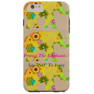 """Say """"NO"""" To Ivory Tough iPhone 6 Plus Case"""