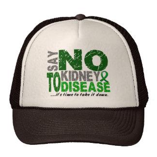 Say NO To Kidney Disease 1 Trucker Hat