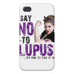 Say NO to LUPUS Covers For iPhone 4