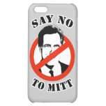 SAY NO TO MITT ROMNEY CASE FOR iPhone 5C