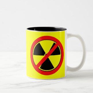 Say NO to Nuclear Power and Radiation Tshirts Mugs