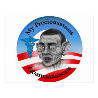Say No to Obamacare Postcard