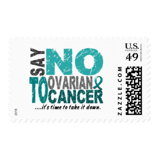 Say NO To Ovarian Cancer 1 Postage