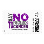 Say NO To Pancreatic Cancer 1 Postage